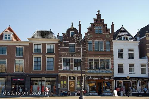 Las casas del mercado