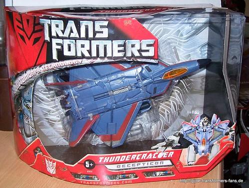 Thundercracker Movie-2007  Voyager- Transformers 001