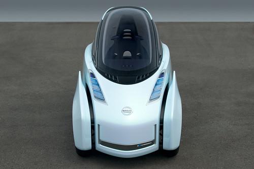 Nissan Land Glider frente
