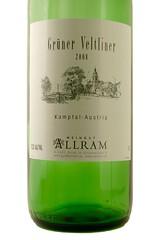 2008 Weingut Allram Grüner Veltliner