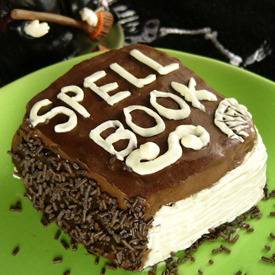Halloweegan Spell Book