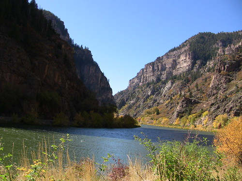 Glenwood Canyon ride