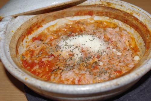 もつ鍋トマトソース(8)