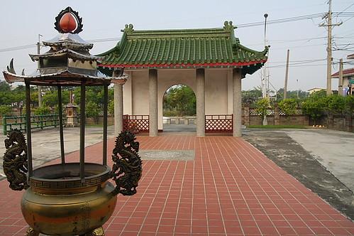 彰化永靖鄭成功紀念館004