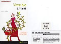 Le Grenier de Notre Dame - Vivre bio à Paris (Paris est à nous) - Catherine Mercadier