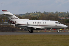 CS-DRK - 258765 - Netjets Europe - Raytheon Hawker 800XP - Luton - 091022 - Steven Gray - IMG_2771