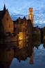 Brugge Night (Photo SED) Tags: urban reflection night landscape belgium brugge oldtown mtrtrophyshot