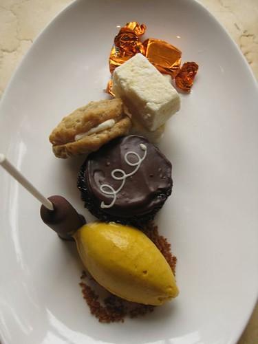 Birch and Barley - Dessert Plate