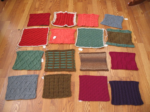 In progress: 2009 Afghan