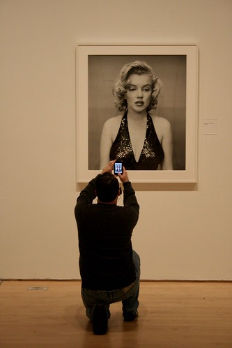 Worshipping Marilyn