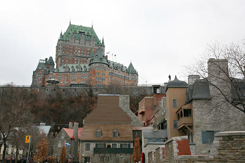 Dispatch from a Quick Jaunt to Quebec