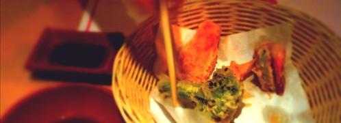 Shrimp tempura carnage