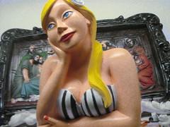 namoradeira atleticana (namoradeiras a venda) Tags: olhos resina boneca gesso fabrica loira novalima namoradeira raposos regiaometropolitana azuisbranca mgatleticana decoraaoestatuetareplica