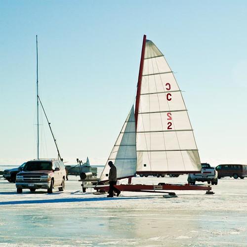 Iceboats #3