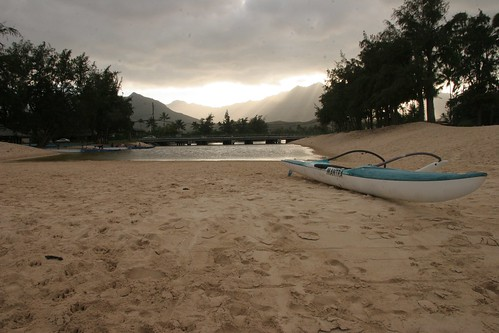 Kailau beach