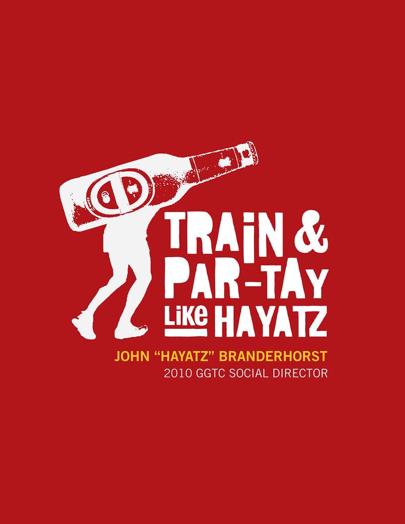 John's Campaign Poster/Shirt