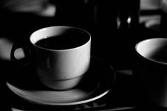 .....  ! (F A 6 O M `) Tags: bw art cup canon 50mm coffe fofo ksa madinah   d400  fa6om     fa6omphotographys