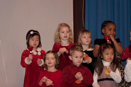 Grace Preschool Christmas Show