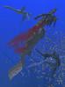 Taniwhasaurus (Craig T Dylke) Tags: fossil marine reptile extinct plesiosaur tylosaur tylosaurus taniwhasaurus taniwhasaur kaiwhekea