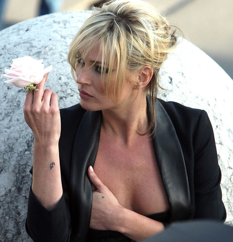 Kate Moss Tattoos