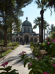 Italian Church on Mount of Beatitudes