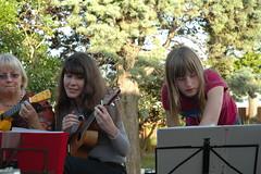 Ukulele BBQ X-mas 2009 (catspyjamasnz) Tags: christmas xmas newzealand party summer ukulele group bbq barbecue nz kiwi napier 2009 ukedeit