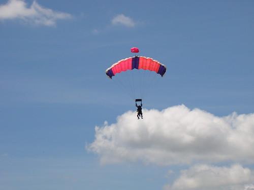 @centro de paraquedismo - Boitúva