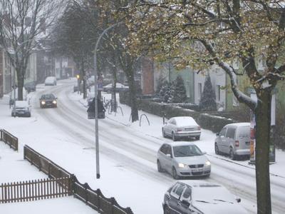 Winter in Osnabrück