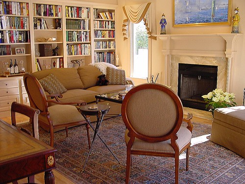 Christopher Barson Interior Associates Project: Chevy Chase Residence