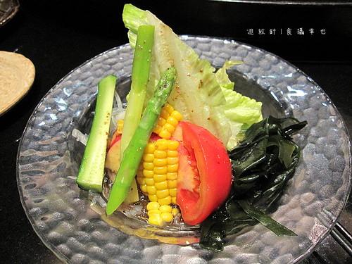 三井午間套餐沙拉
