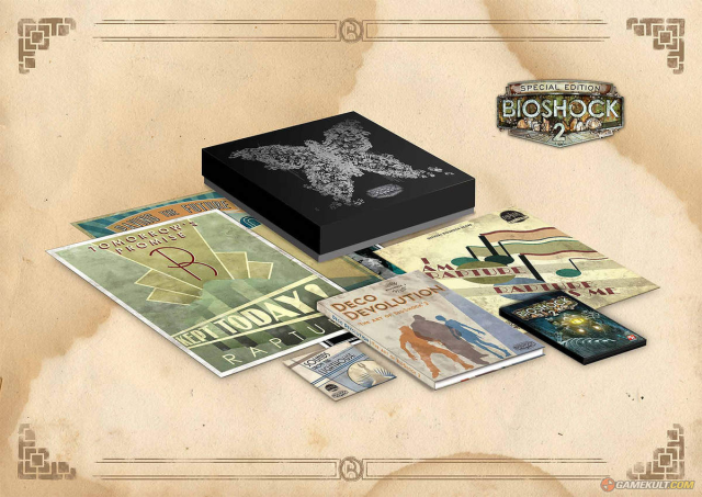 bioshock 2 collector