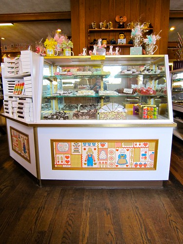 Vintage Candy Counter