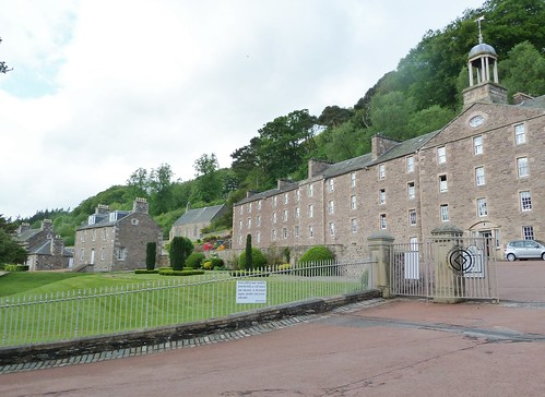 New Lanark, World Heritage Site