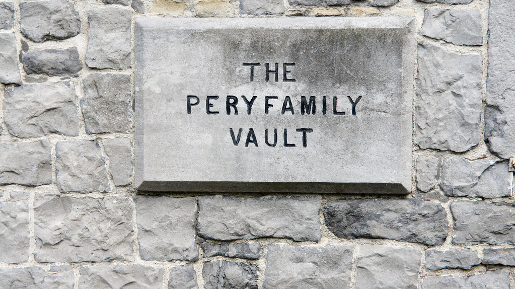 Limerick City - St. Mary's Cathedral (The Pery Family Vault)