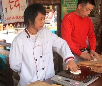 Lijiang: lijiang hamburger