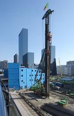 Update 17 maart 2011 (RdamCentraal) Tags: station rotterdam terminal trein spoor verbouwing centraal bouw ov ronde vervoer openbaar ykolom