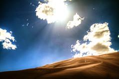 [Free Image] Nature / Landscape, Desert, United States of America, Colorado, 201106081300