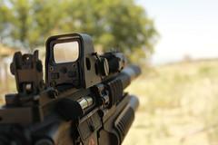ma replica 40mm airsoft m203 223 eotech danieldefense magpul cranestock grenadelouncher