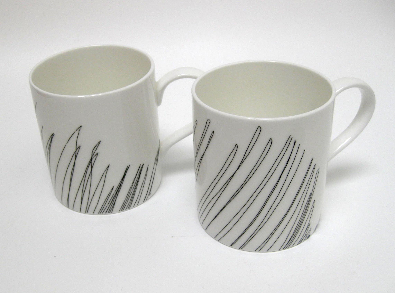 Scribble Mugs