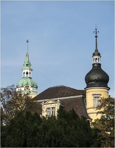 0329-CÚPULAS CON PERSONALIDAD - OLDENBURG- ALEMANIA -
