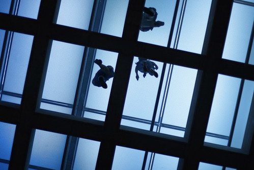 glass ceiling/glass floor - overview