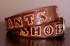 330 (amina.munster) Tags: leather belt painted accessories buckle personalized beltbuckle leatherbelt kyodtcom customleatherbelt