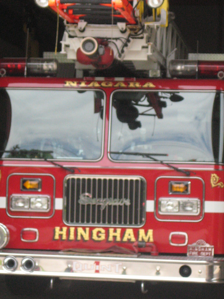 Hingham Water Rescue Equipment Demo Day