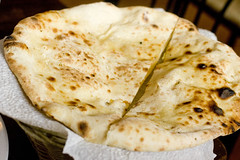 Fruit and Nut Naan