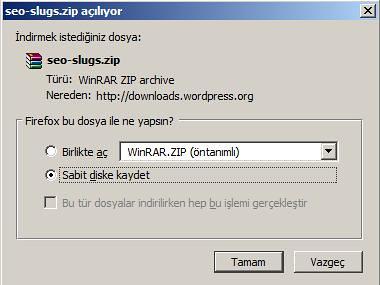 Wordpress Eklenti kurma anlatım by you.