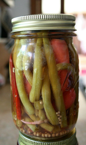 Spicy pickled recipes
