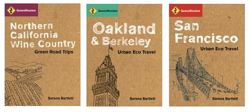GrassRoutes eco-travel guide books