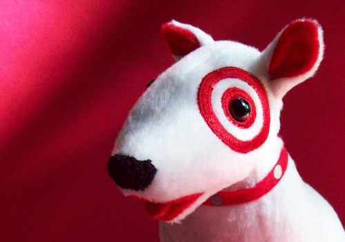 target dog spot. Target Dog!