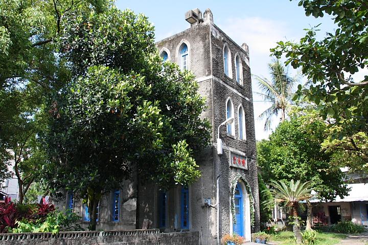富里教會禮拜堂012