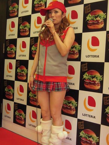 ロッテリア 絶妙ハンバーガー